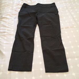 EUC black and white pants